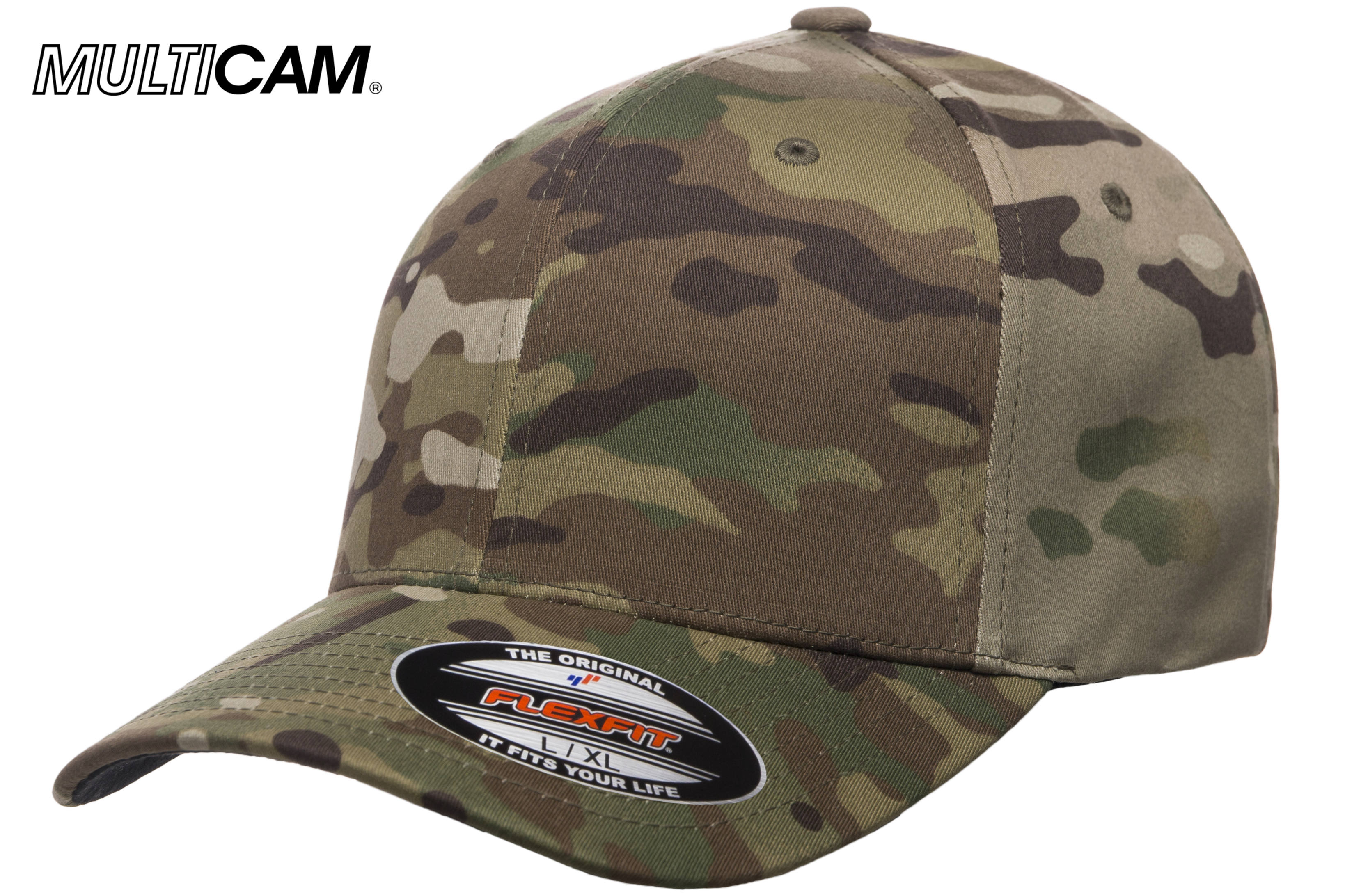 58d2da76 6277MC The One and Only Original Flexfit in Multicam® - Custom Embroidery  in Chula Vista|Precision Threads Embroidery